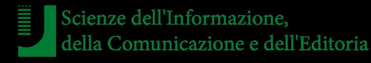 Corso di Laurea Magistrale in Scienze dell'Informazione, della Comunicazione e dell'Editoria